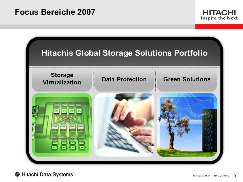 Hitachis Global Storage Solutions Portfolio Storage Virtualization