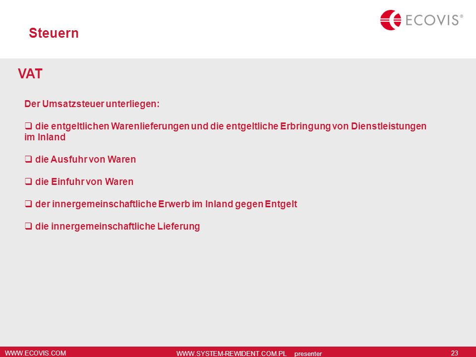 WWW.SYSTEM-REWIDENT.COM.PL presenter