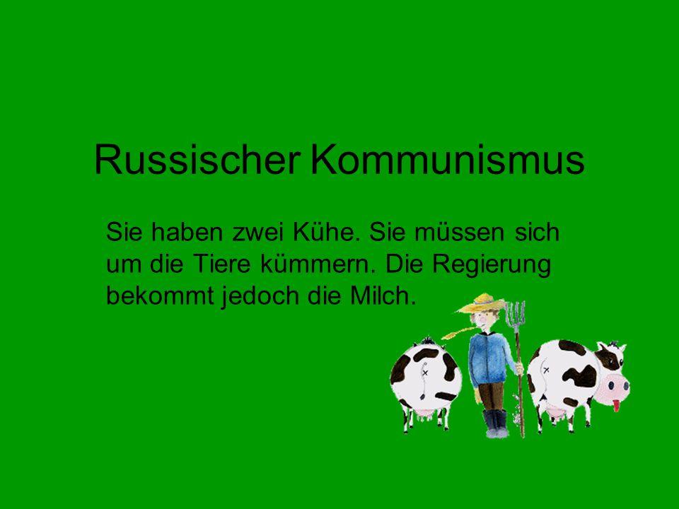 Russischer Kommunismus