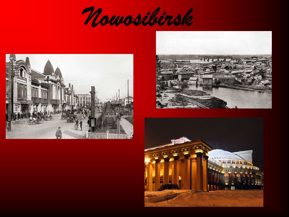 Nowosibirsk