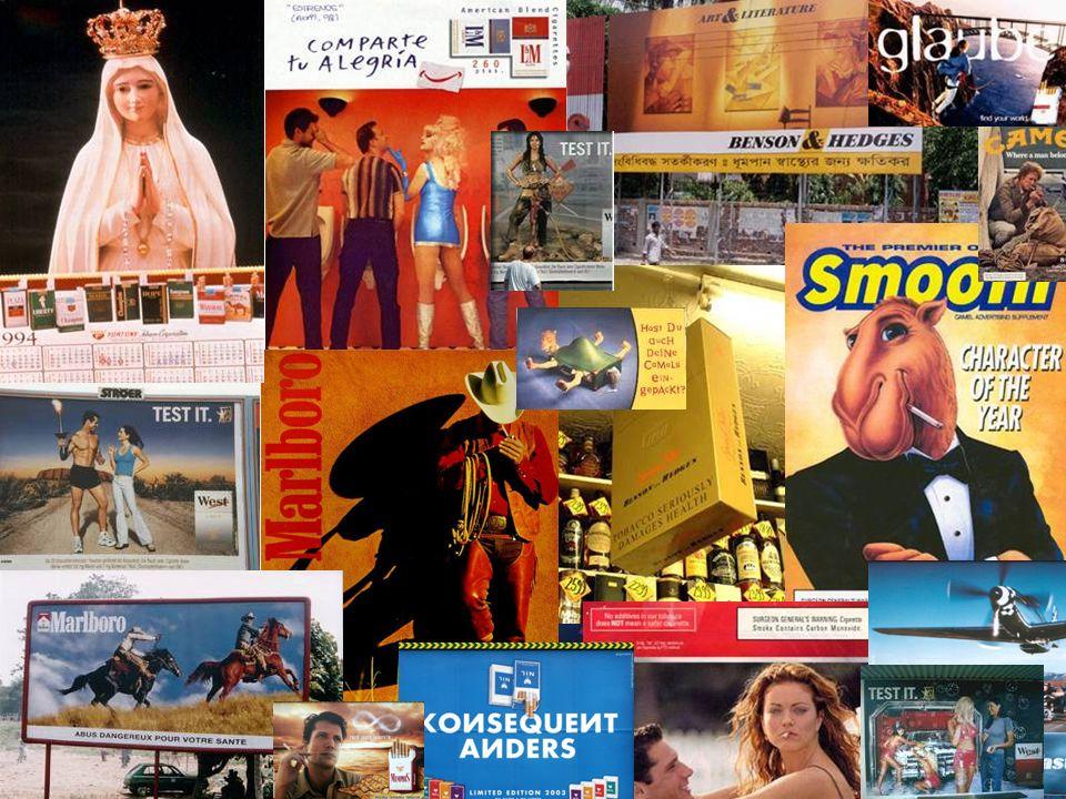 Werbung spricht die typischen Wünsche und Bedürfnisse der Zielgruppe an. Bewusst und unbewusst. Und vor allem unabhängig davon, ob das von den Konsumenten zugegeben wird.