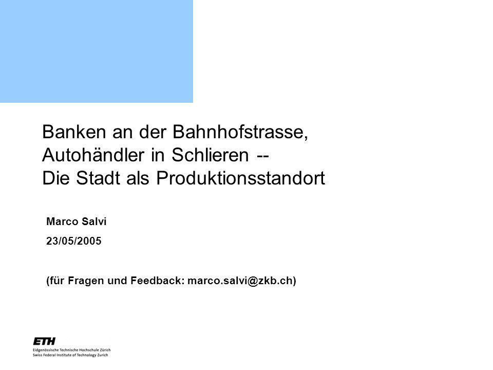Marco Salvi 23/05/2005 (für Fragen und Feedback: marco.salvi@zkb.ch)