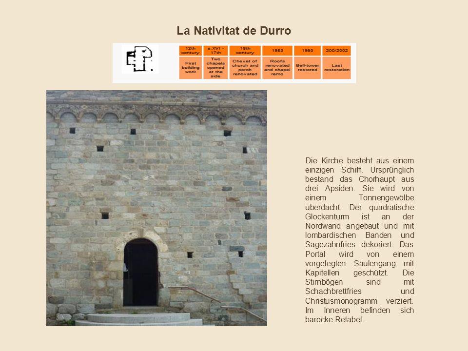 La Nativitat de Durro