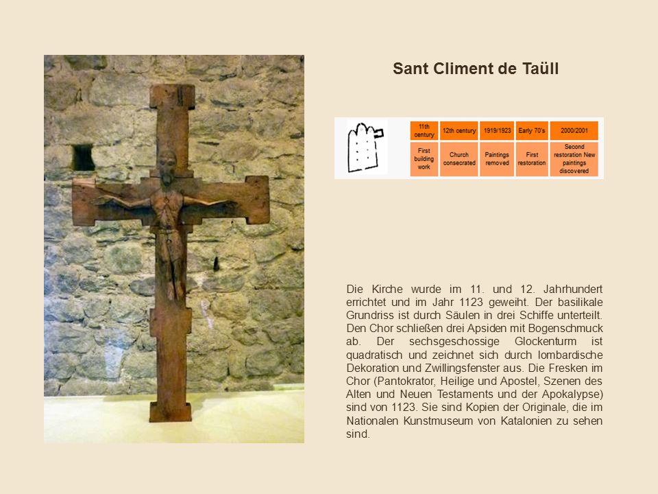 Sant Climent de Taüll