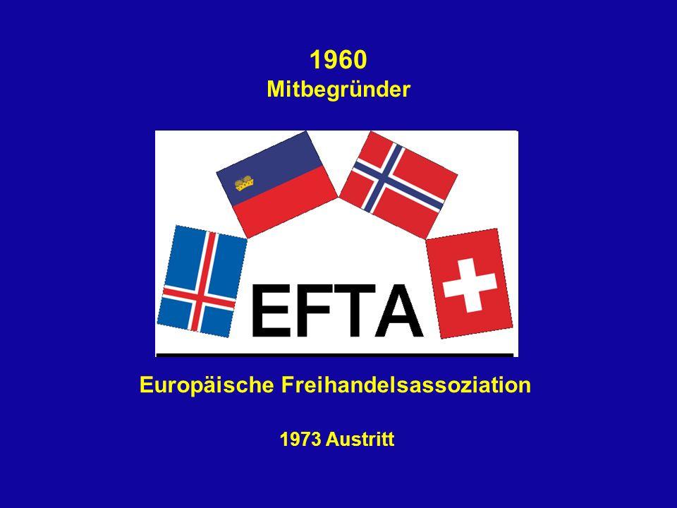 Europäische Freihandelsassoziation
