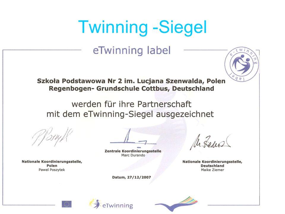 Twinning -Siegel