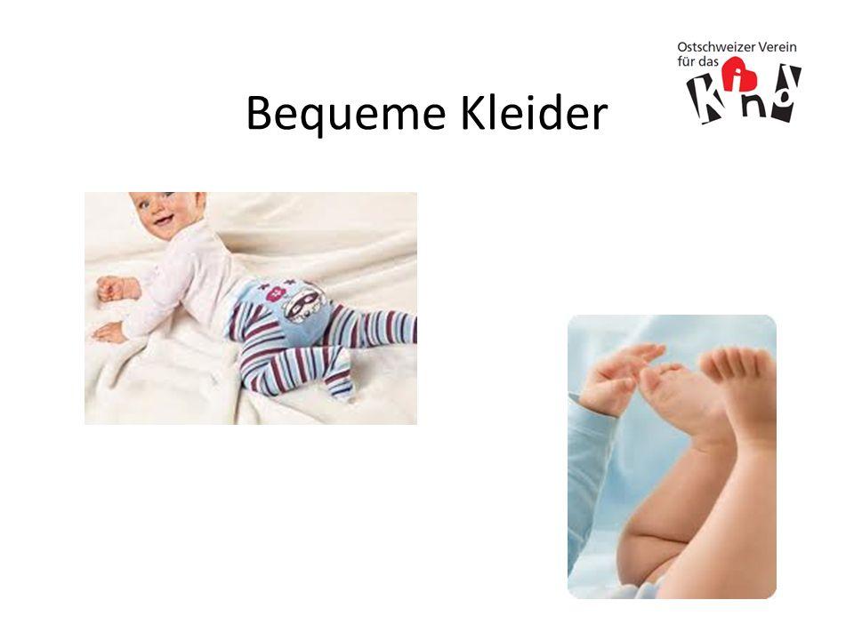 Bequeme Kleider