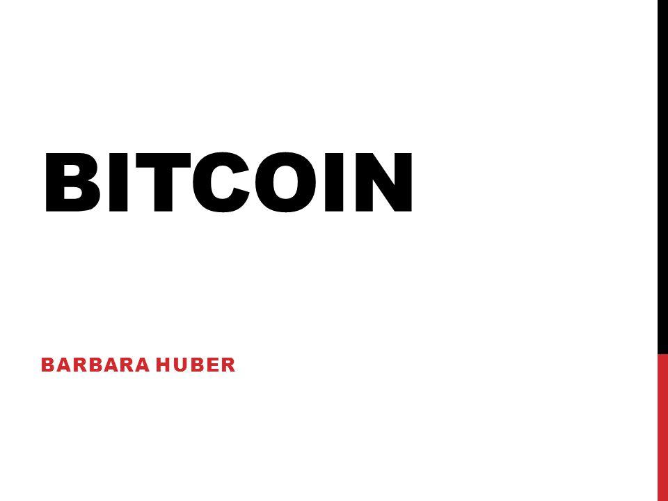 Bitcoin Barbara Huber