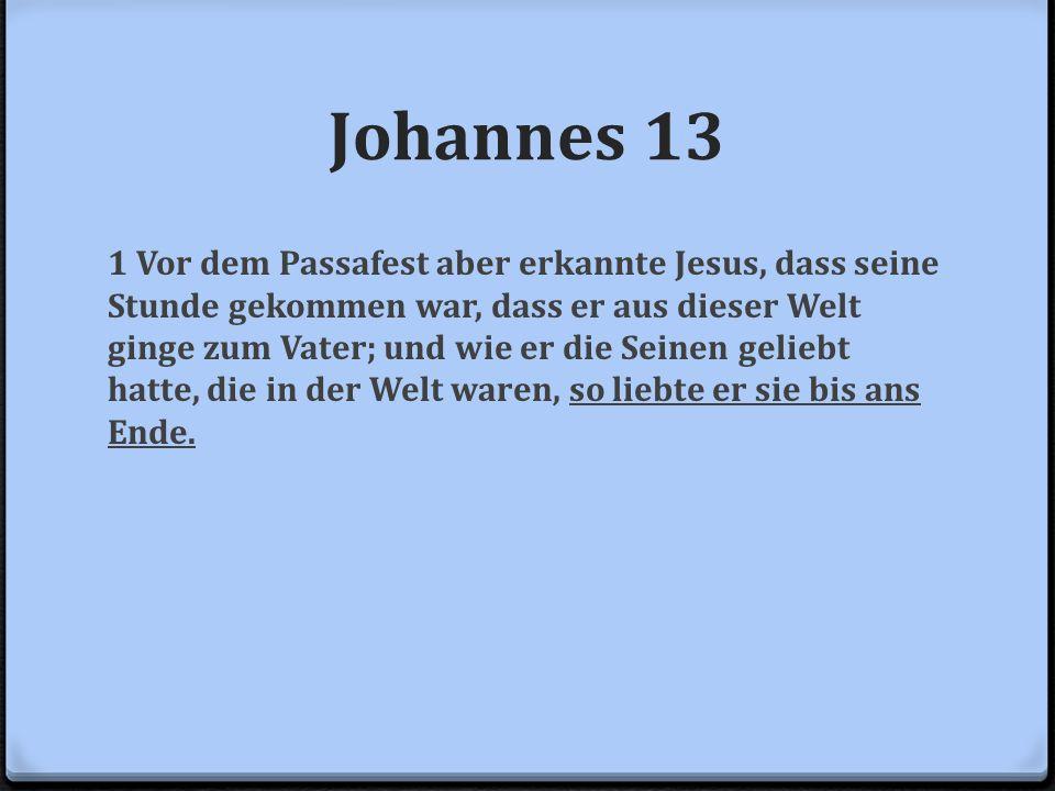 Johannes 13