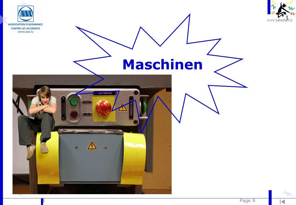 Maschinen Page: 6