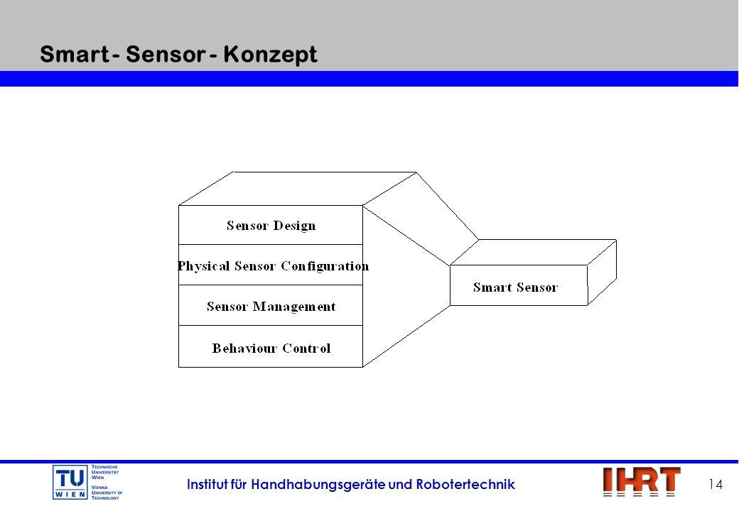 Smart - Sensor - Konzept