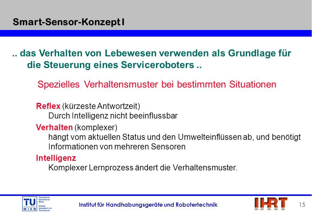 Smart-Sensor-Konzept I