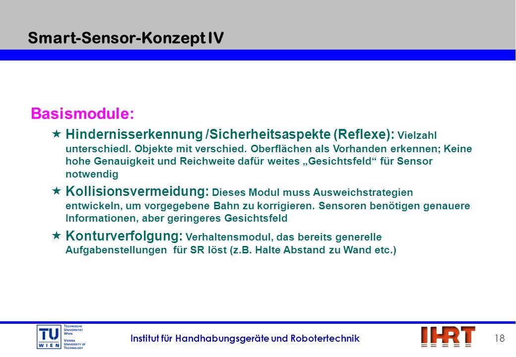 Smart-Sensor-Konzept IV