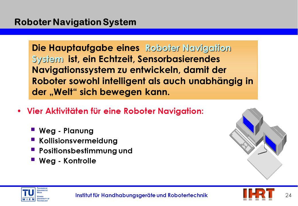 Roboter Navigation System