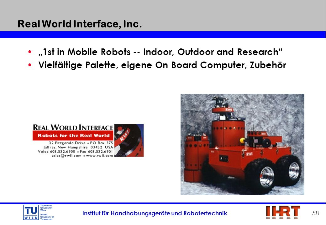 Real World Interface, Inc.