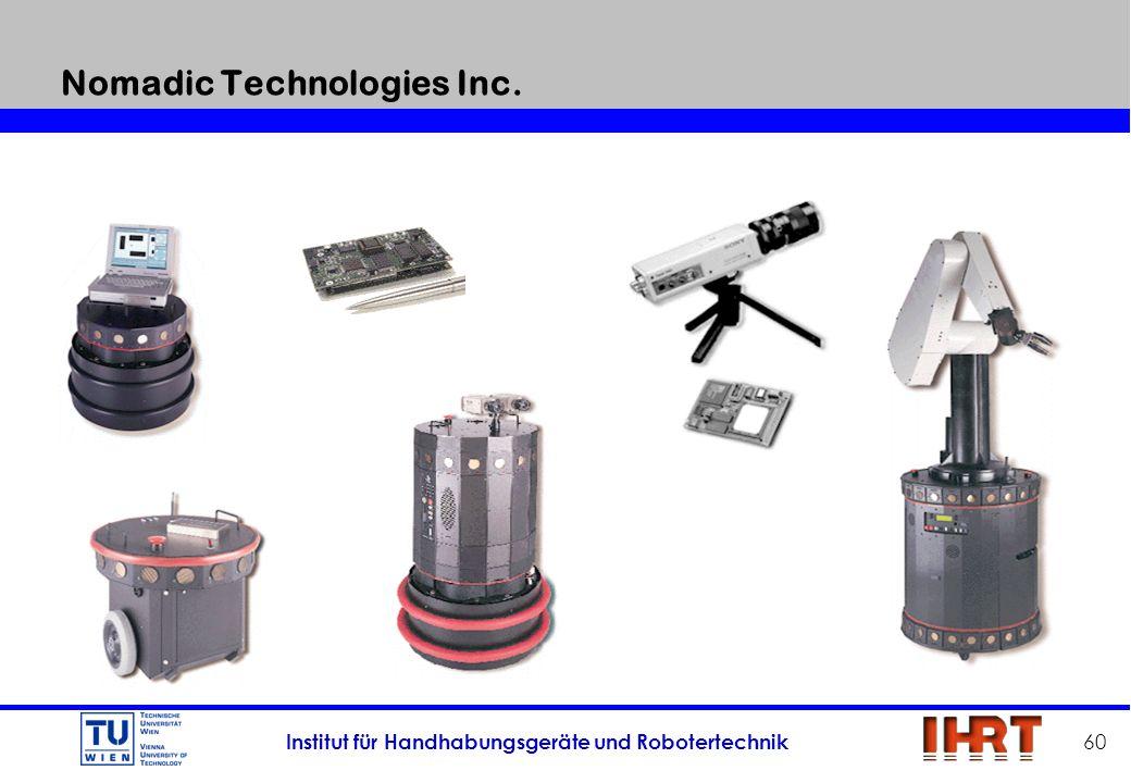 Nomadic Technologies Inc.