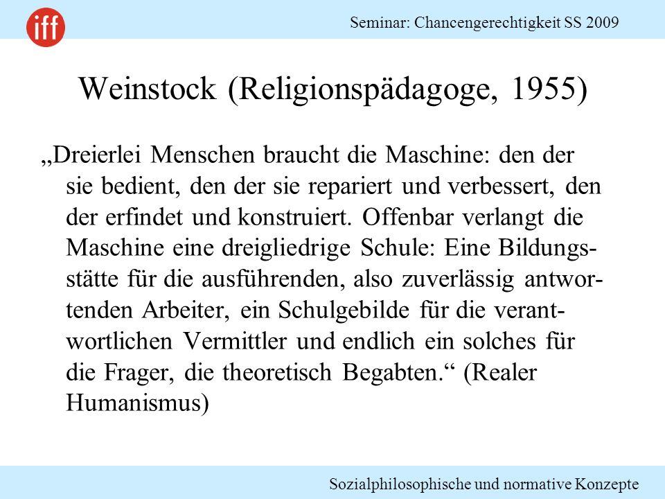 Weinstock (Religionspädagoge, 1955)