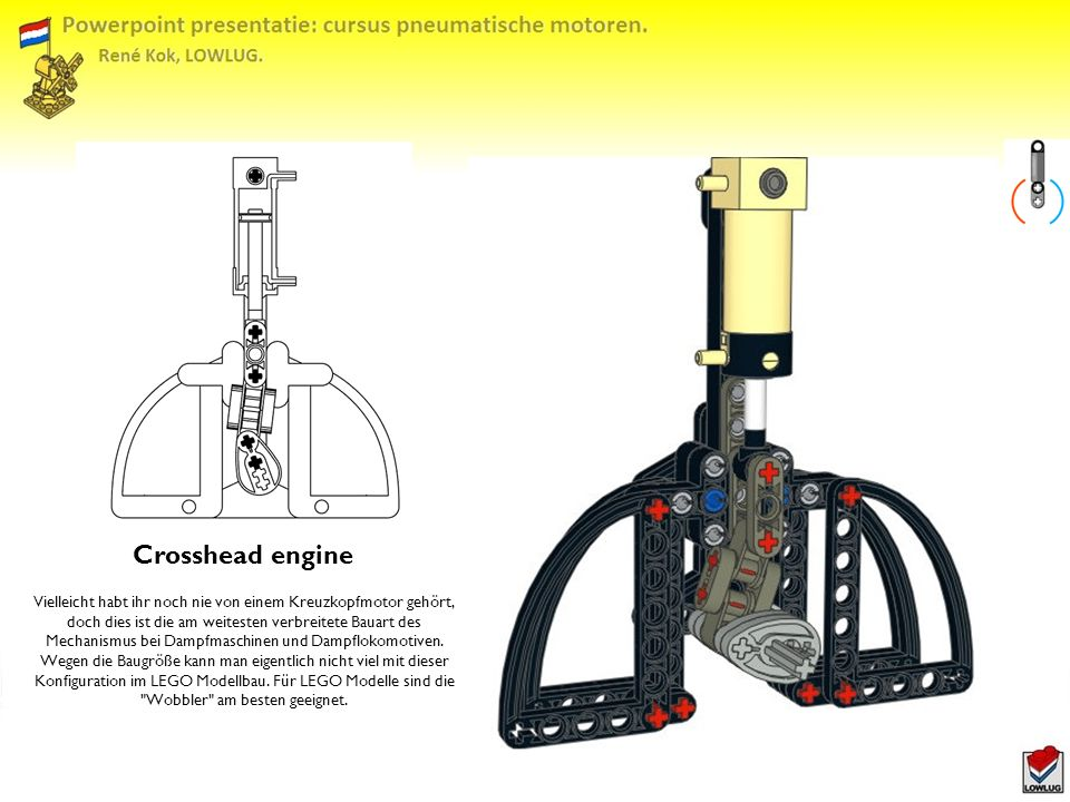 Crosshead engine