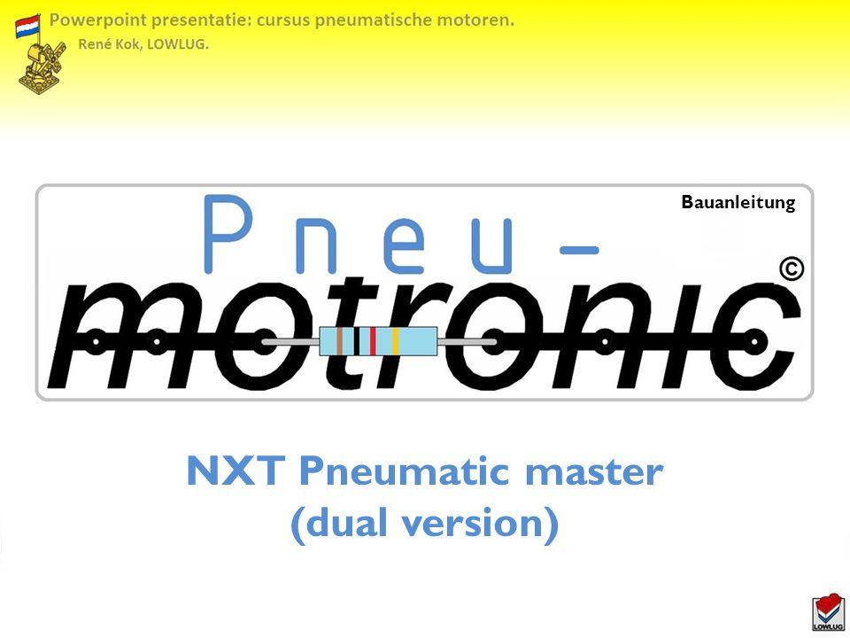 NXT Pneumatic master (dual version)
