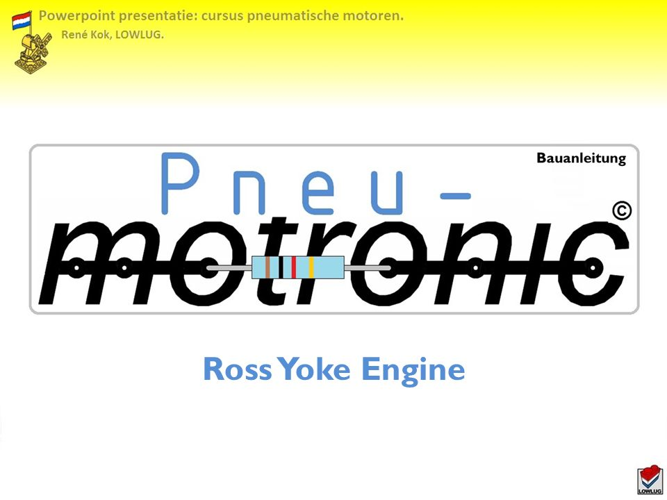 Ross Yoke Engine