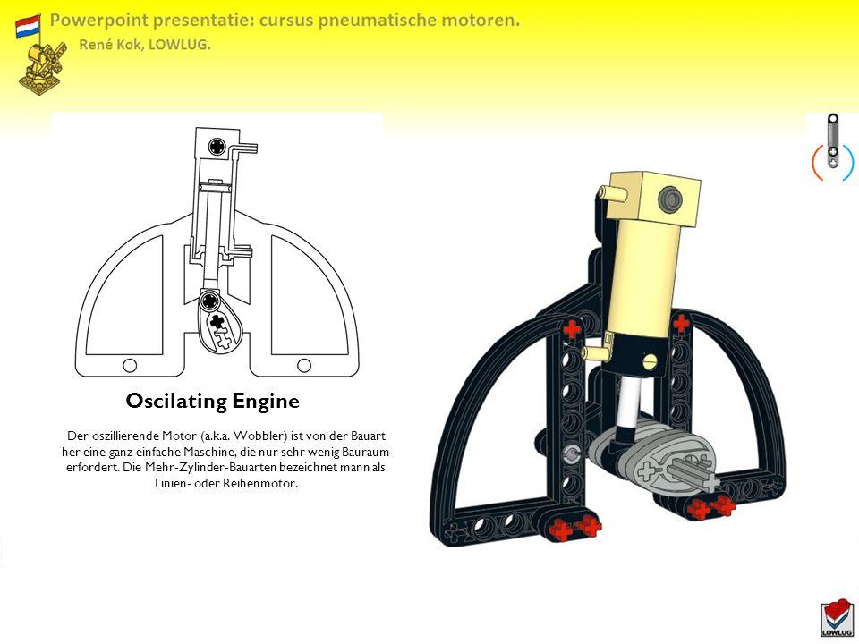 Oscilating Engine