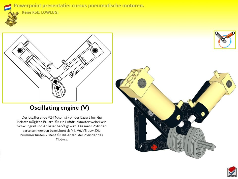 Oscillating engine (V)