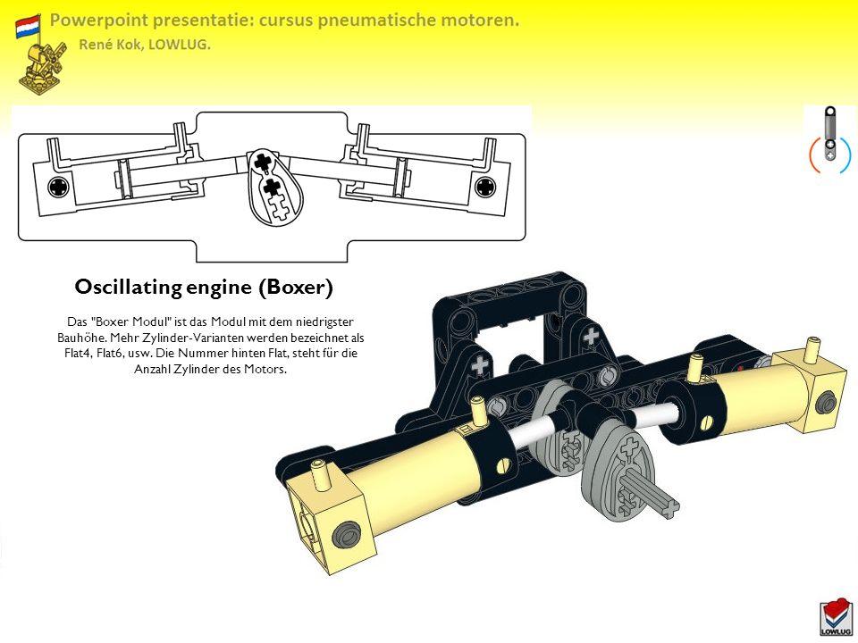 Oscillating engine (Boxer)
