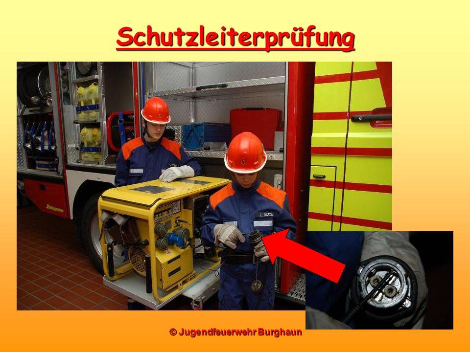 Schutzleiterprüfung