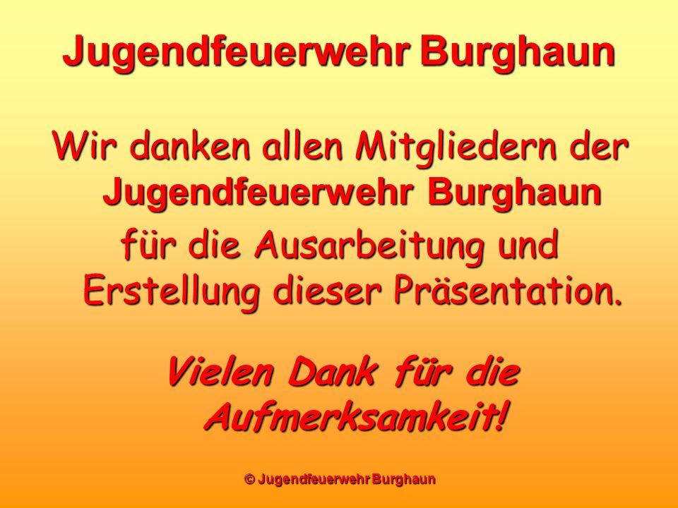 Jugendfeuerwehr Burghaun