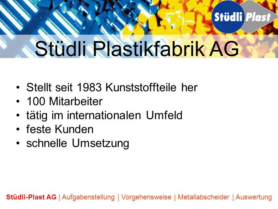 Stüdli Plastikfabrik AG