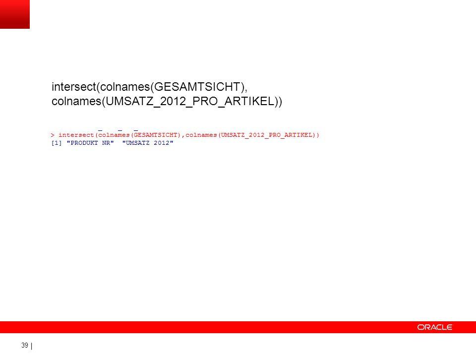 intersect(colnames(GESAMTSICHT), colnames(UMSATZ_2012_PRO_ARTIKEL))