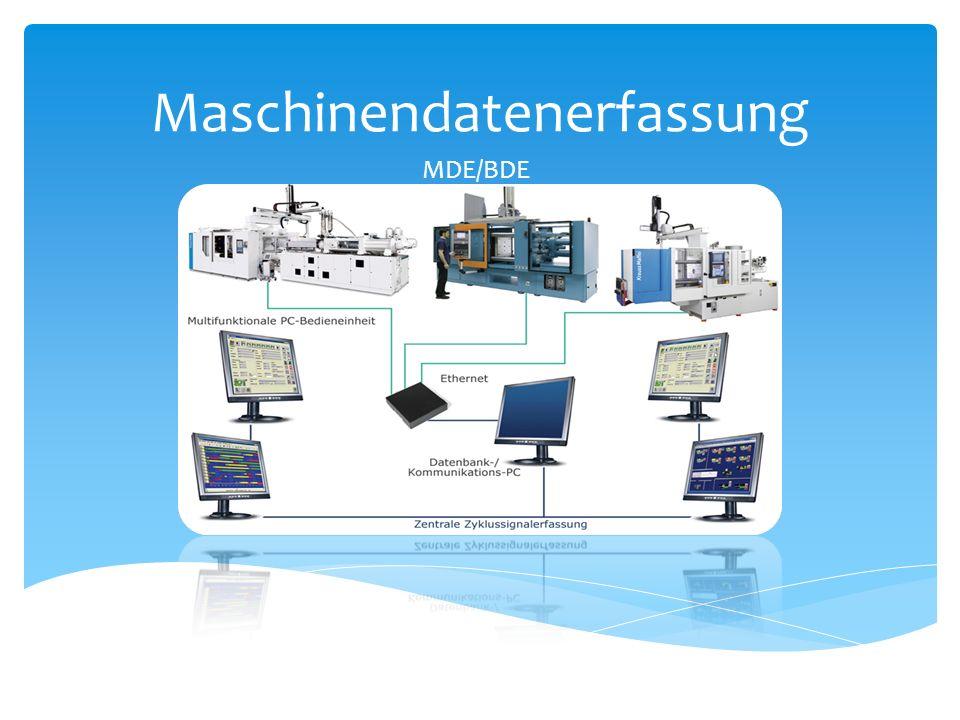 Maschinendatenerfassung