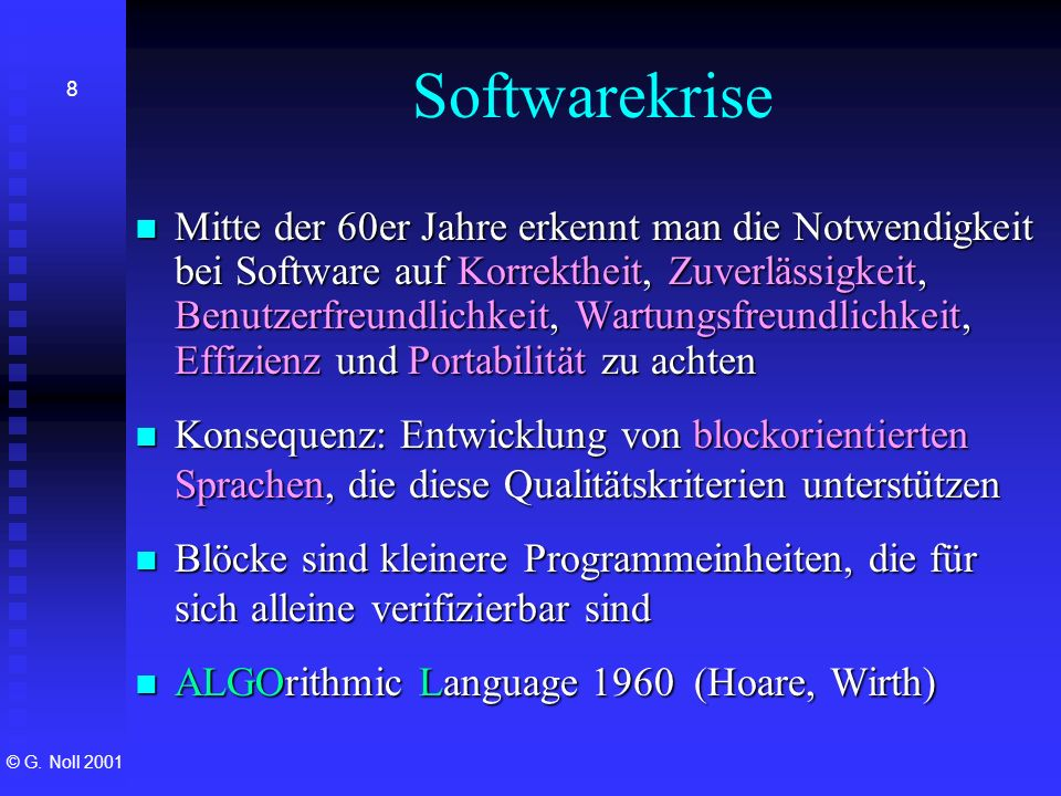 Softwarekrise