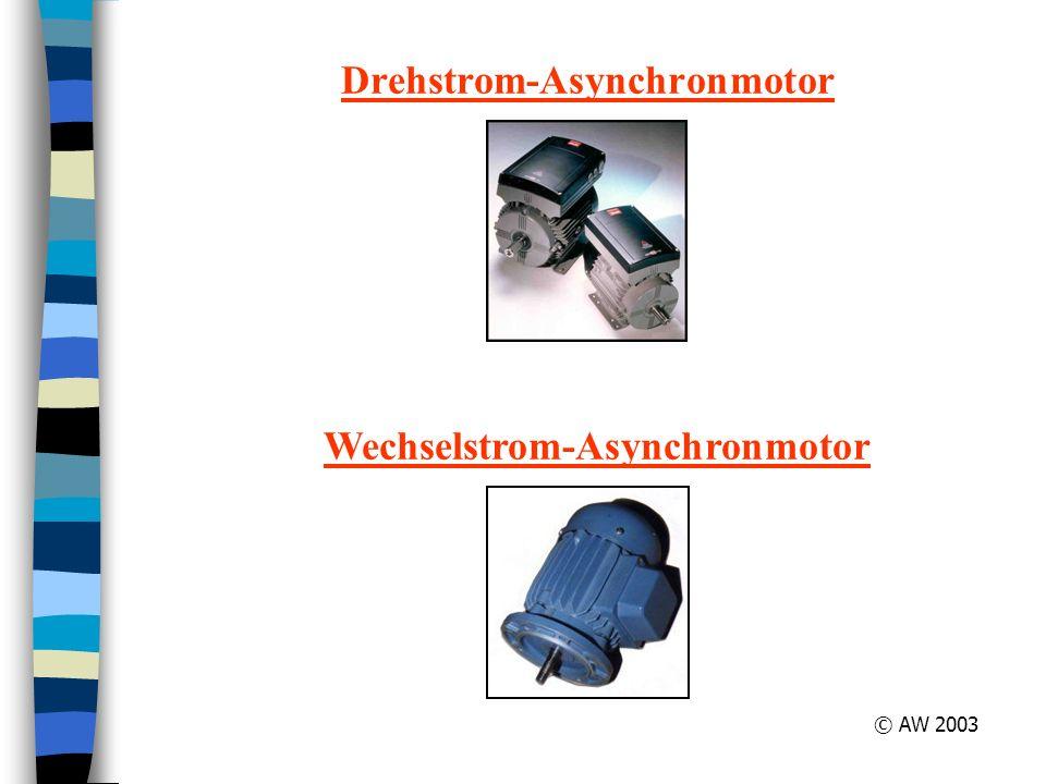Drehstrom-Asynchronmotor