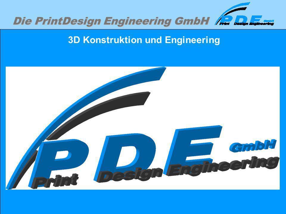 3D Konstruktion und Engineering
