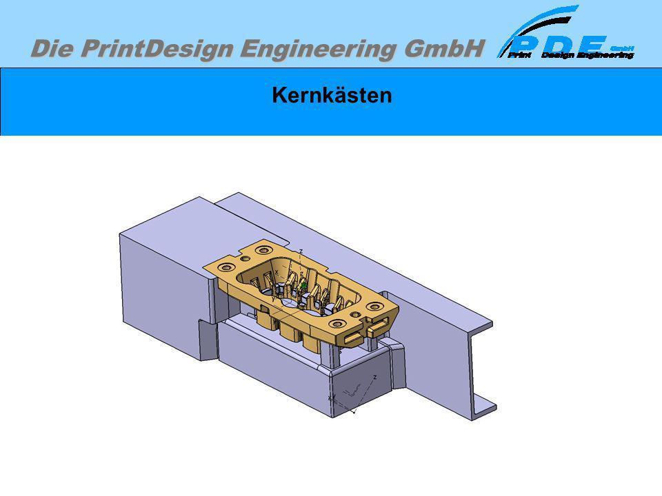 Beispiel für das Herstellwerkzeuges für einen Wassermantelsandkern.