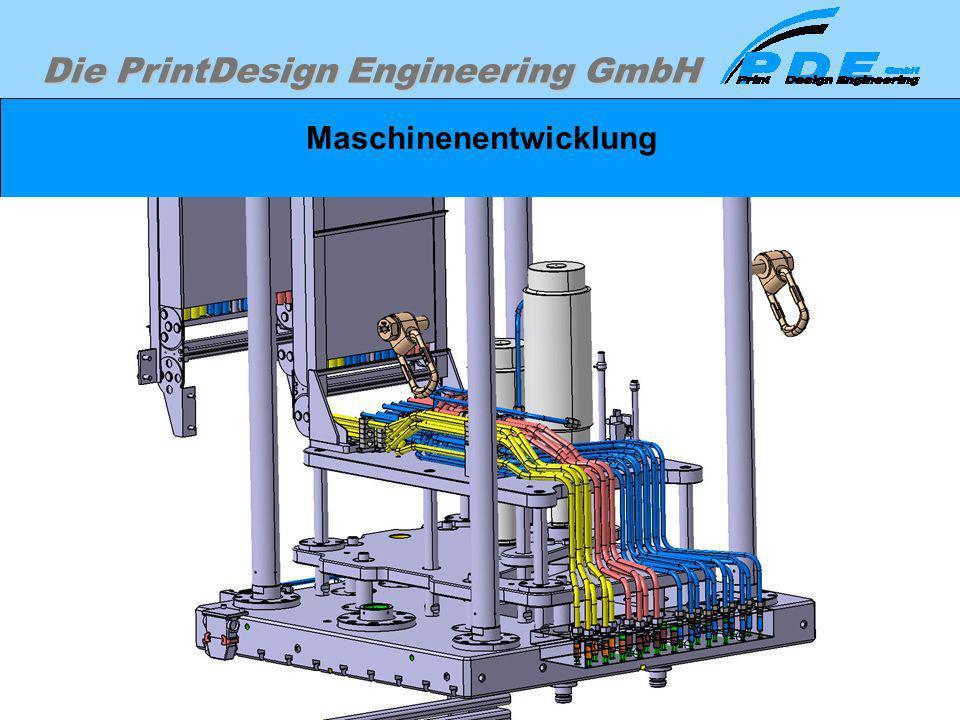 Maschinenentwicklung