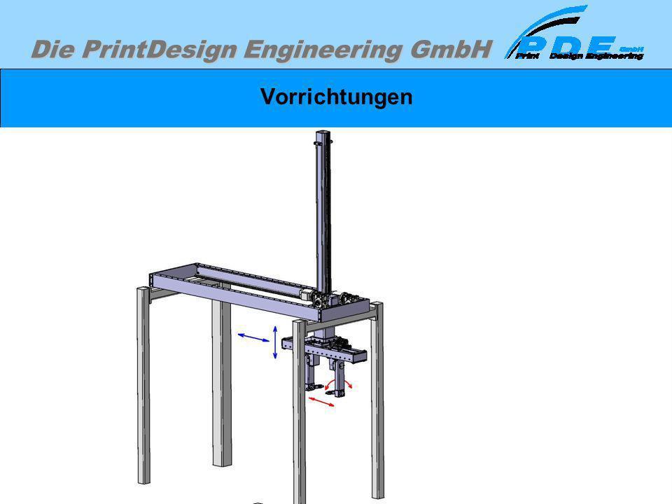 Am Beispiel einer 4-Achsigen Entnahmevorrichtung für Aluminiumräder.