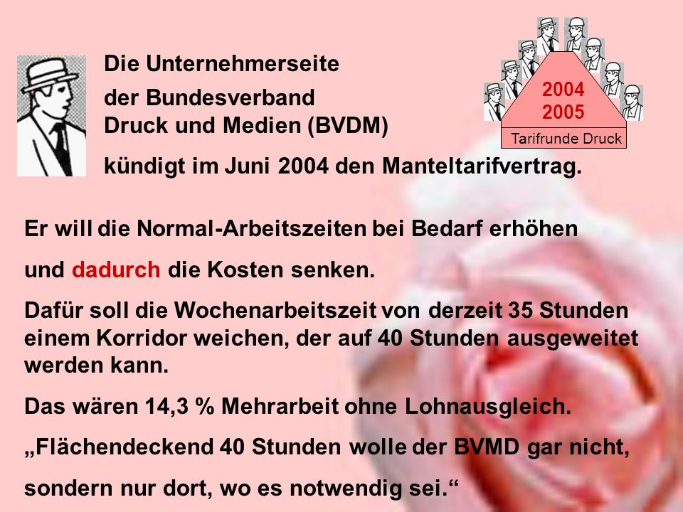 der Bundesverband Druck und Medien (BVDM)