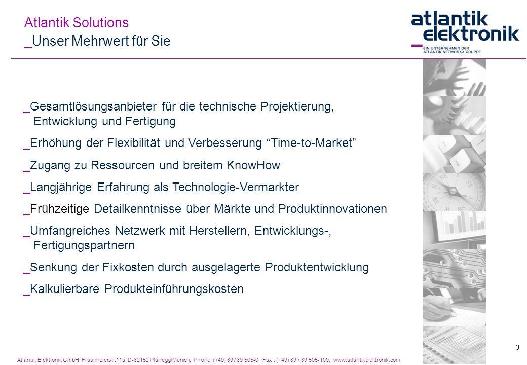 Atlantik Solutions _Unser Mehrwert für Sie