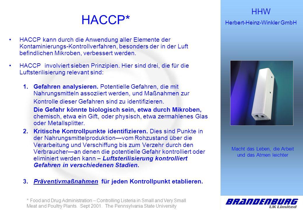 HACCP*