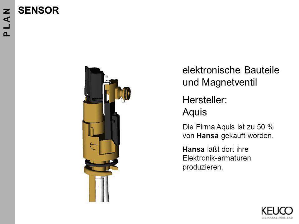 elektronische Bauteile und Magnetventil Hersteller: Aquis