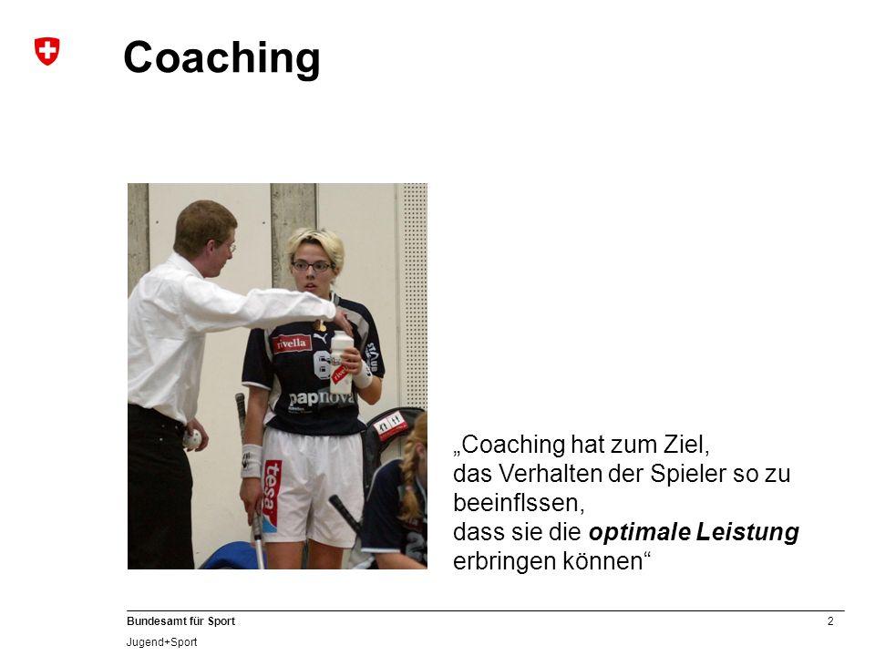 """Coaching """"Coaching hat zum Ziel,"""