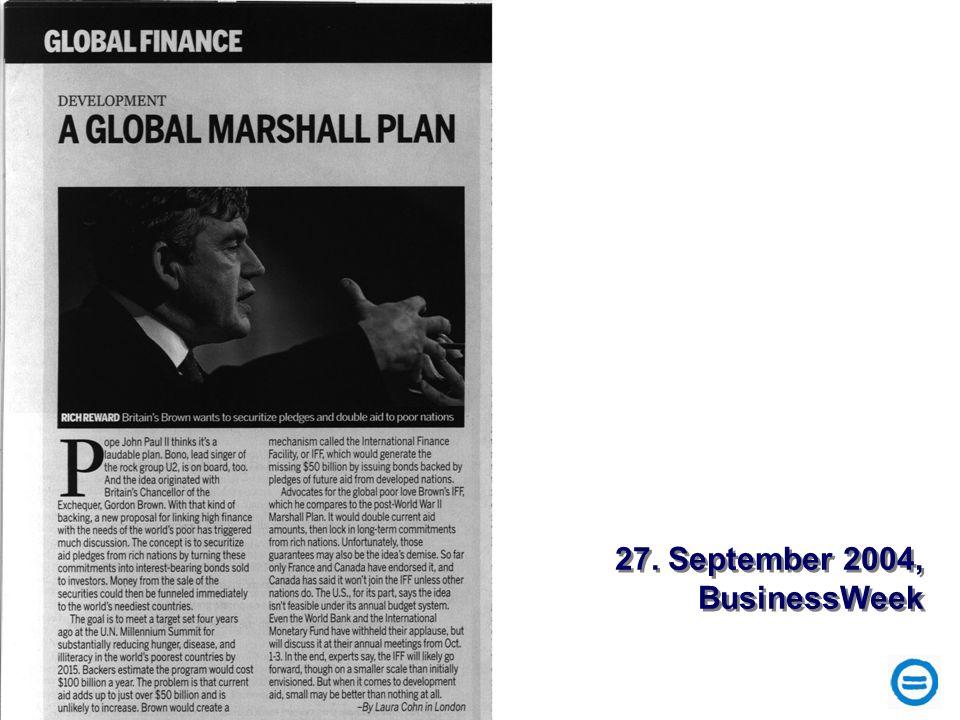 27. September 2004, BusinessWeek