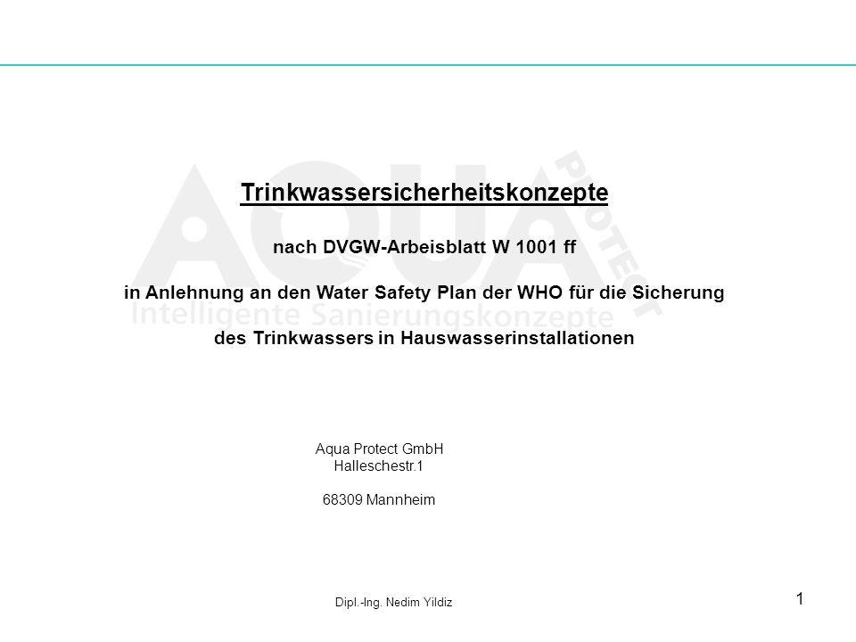 Trinkwassersicherheitskonzepte