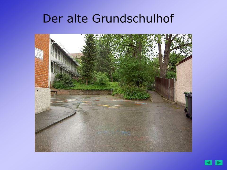 Der alte Grundschulhof