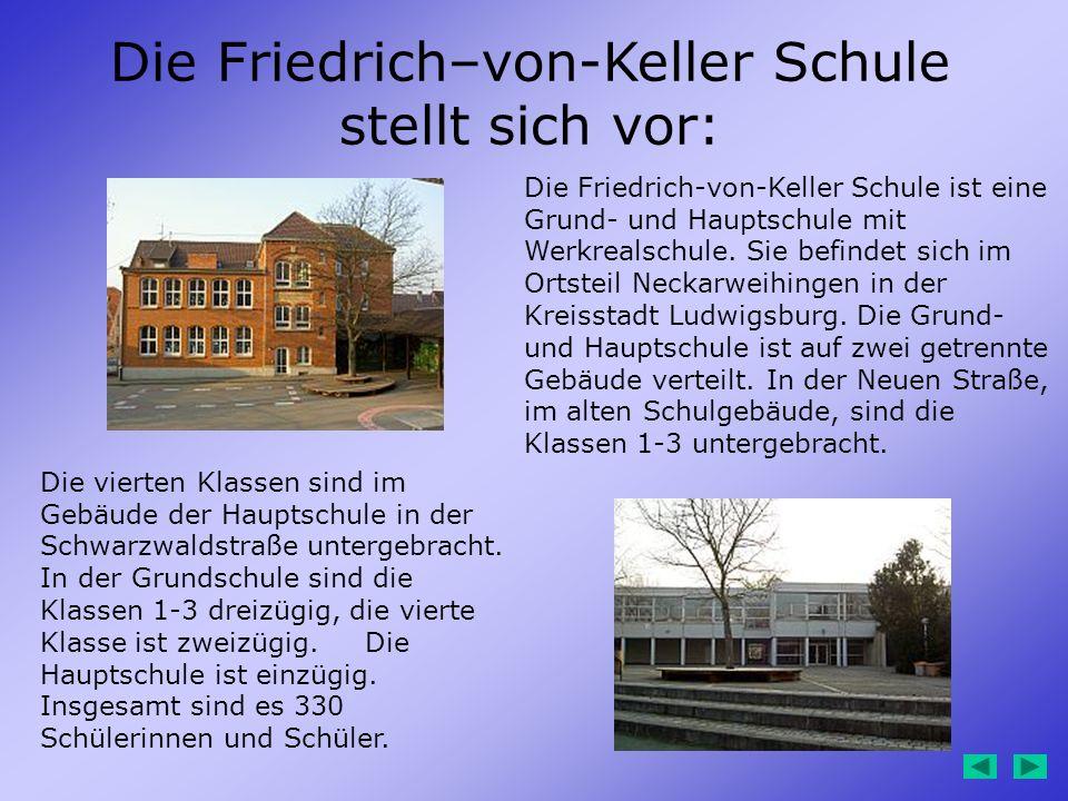 Die Friedrich–von-Keller Schule stellt sich vor: