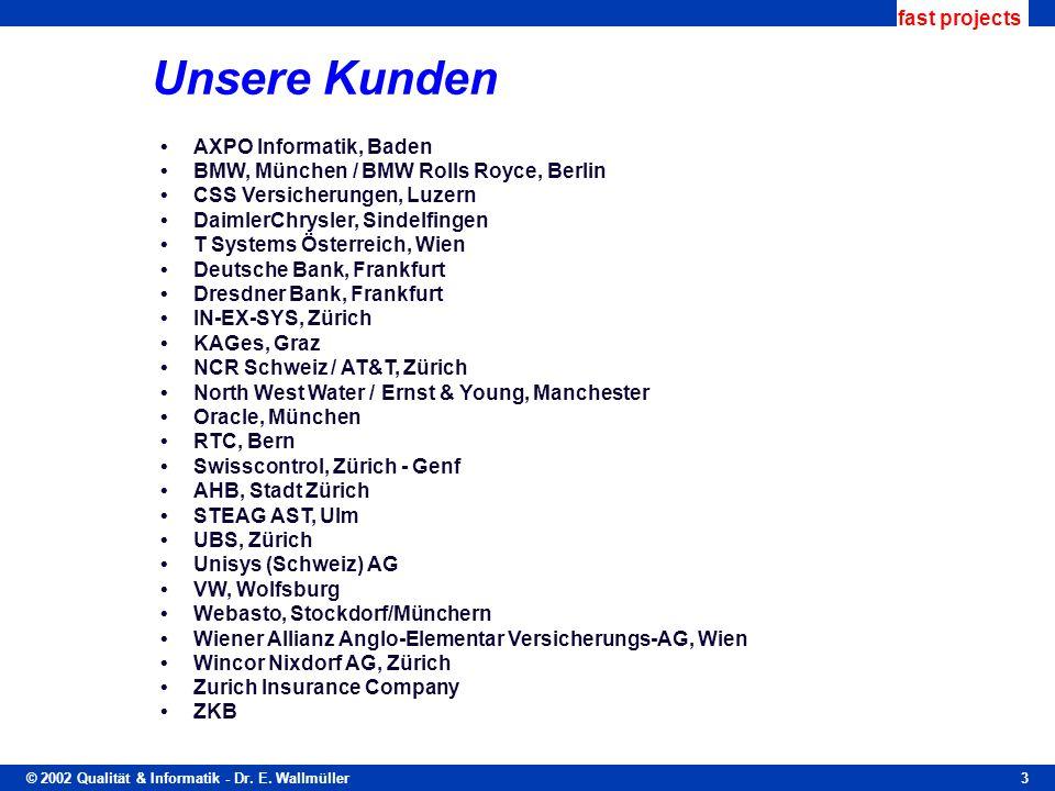 Unsere Kunden • AXPO Informatik, Baden