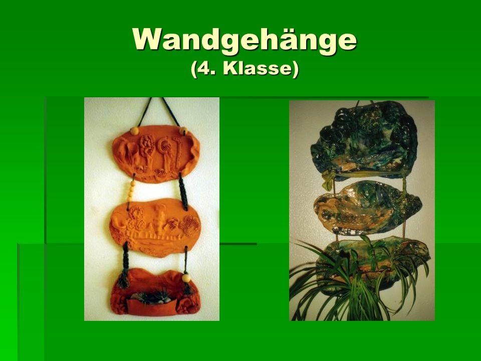 Wandgehänge (4. Klasse)