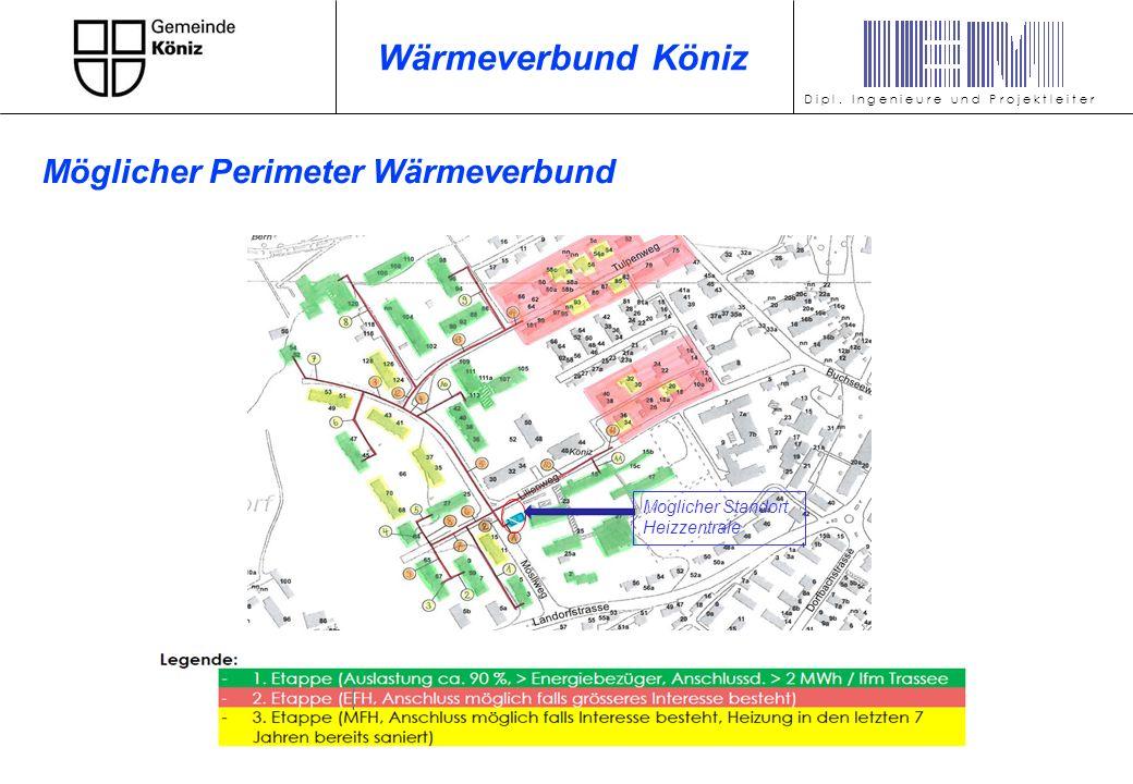 Wärmeverbund Köniz < Möglicher Perimeter Wärmeverbund Heizzentrale